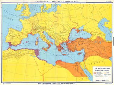 the-mediteranran-world-550-500-bc